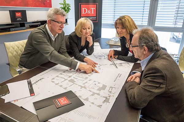 Bildnachweis: D&T Projektmanagement
