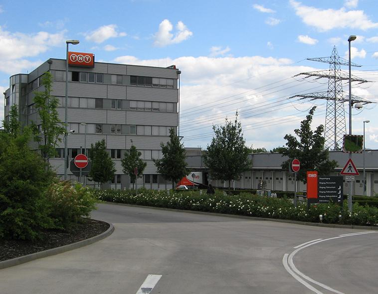 TNT Express GmbH (Standort Wiesbaden)